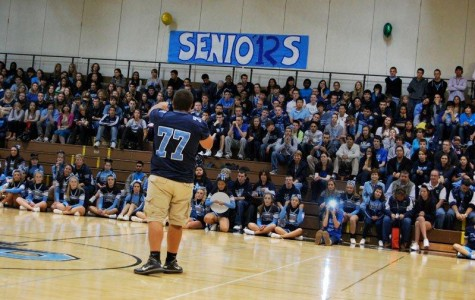 Senior Weighs in on Pep Rally