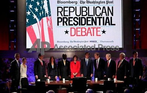 Republican Party in Shambles with Presidential Candidates