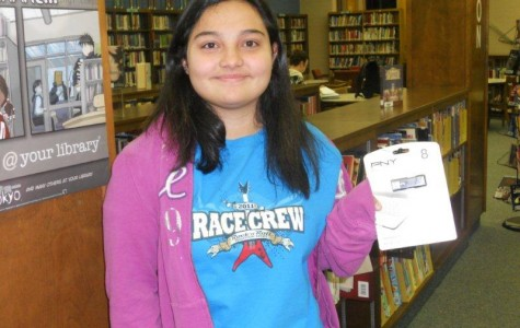 Lengyel Wins Teen Read Week