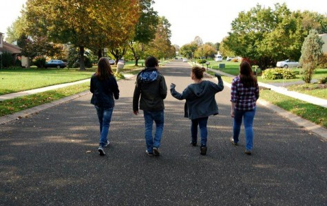 Exchange Students Walking a New Path