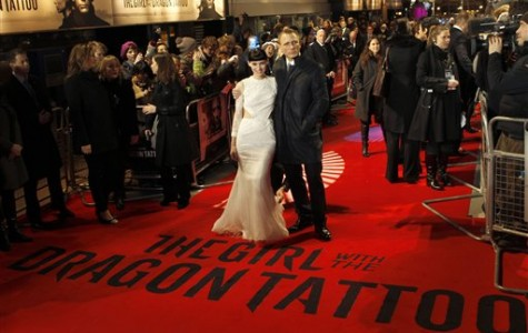 Girl With the Dragon Tattoo Lights Up American Screens