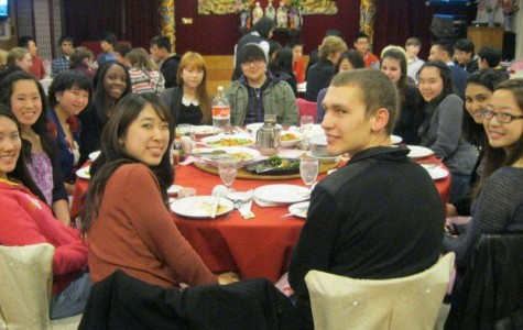 Chinese Cultural Club Celebrates New Year