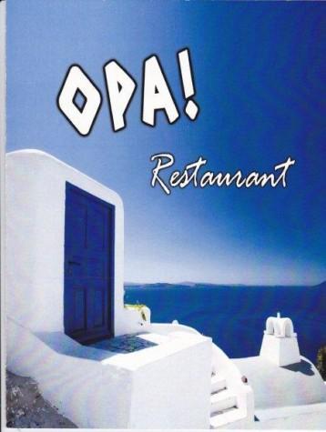 Enjoy Greek Cuisine at Zorba's Opa