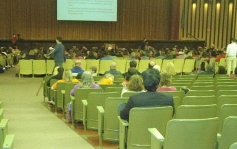 Superintendent Meets with Community on Budget Concerns