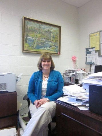 At the Center of it All – North Penn's Mrs. Denise Leach