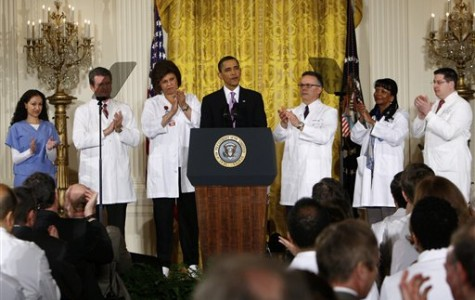 """Editorial: """"Obamacare"""" Challenged in the Supreme Court"""