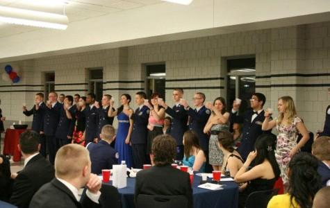 6th Annual Military Ball Celebrates AFJROTC