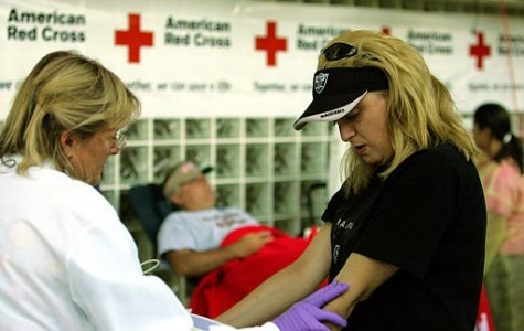 SGA Holds Spring Blood Drive