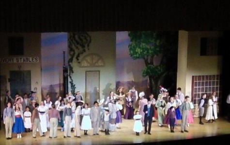 Seniors Take Final Bow with The Music Man
