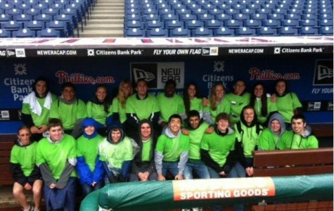 NHS Students Brave Weather for Pete's Sake