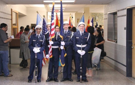 JROTC Compiles Over 1600 Volunteer Hours, Announces Year End Events
