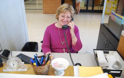 Mrs. Linda Witmer Hangs Up the Phone One Last Time
