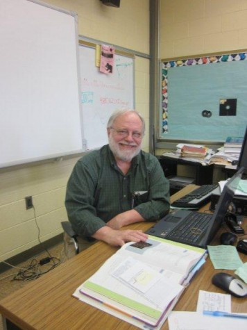 Class of '65 Grad, Mr. George Woodbury, to Retire in June