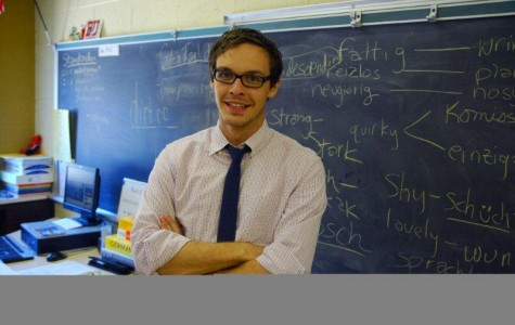 "A Big ""Willkommen"" to the New German Teacher"
