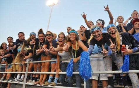 Blue Crew Tailgates Kickoff Friday Nights