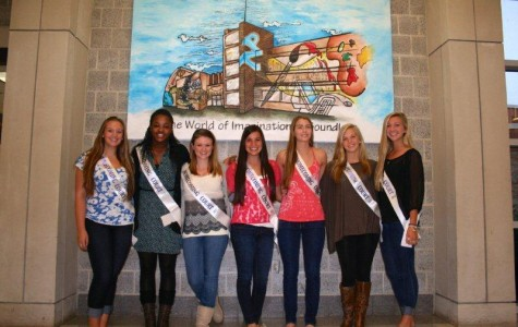 Royal Aspirations – Meet the Queens of the Homecoming Court