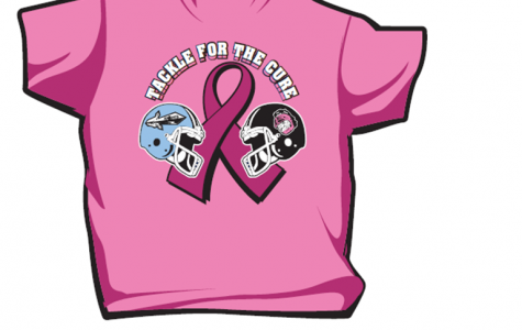 """This Friday – Help Key Club """"Tackle for the Cure"""""""