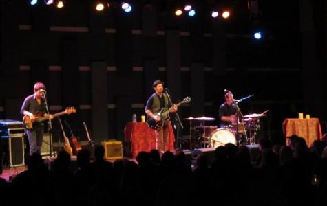 Sarah Miles, Matt Duke & Tony Lucca Rock World Cafe Live Stage