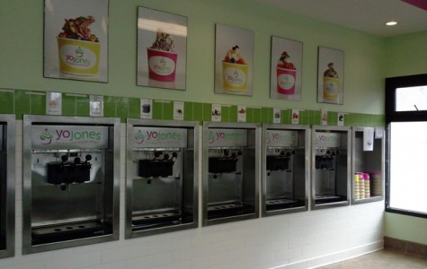 Local Review: YoJones Fun, Flavorful Frozen Yogurt