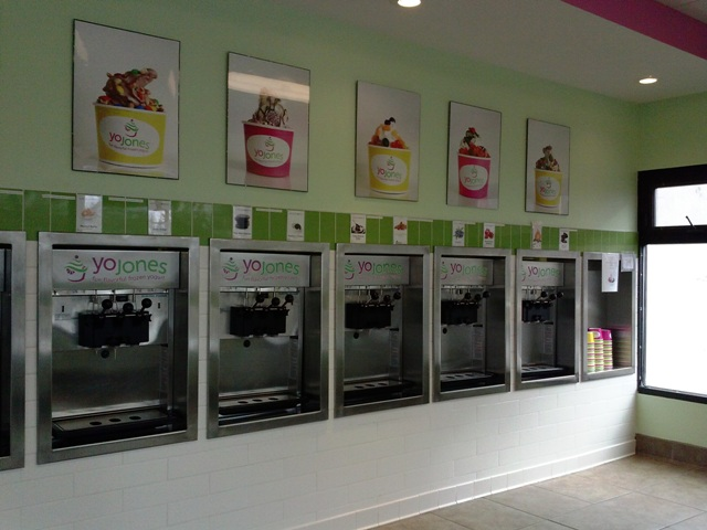 Local Review: YoJones Fun, Flavorful Frozen Yogurt