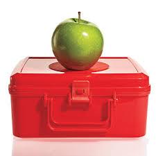 Top Ten School Lunch Items