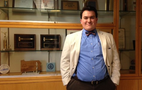 Max Effort- A journey beyond the suits with junior Max Munoz