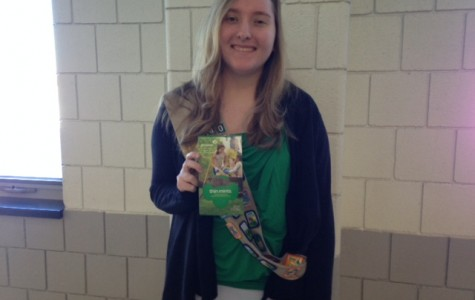 Family tradition brings girl scout cookies into high school