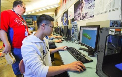 3D Printing comes to North Penn High School
