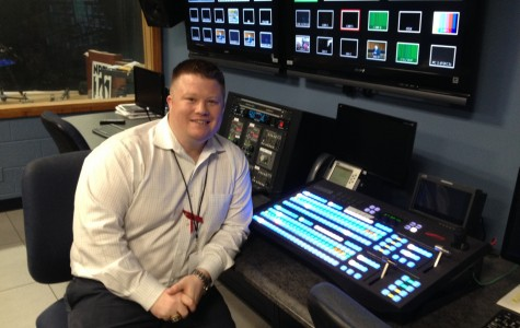 A diverse palate- NP's Mr. Kyle Berger an involved presence in the NPHS community