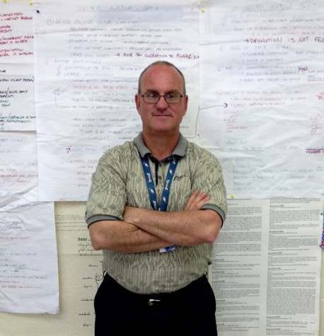 Family, education, and politics – North Penn's Mr. Brian Haley extends passions into the classroom