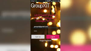 Apps for All: Solving group messaging problems with GroupXIt