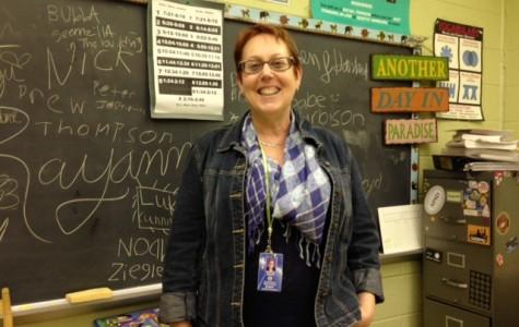 Speech, Speech! Ms. Beth Janoff readies for new venture