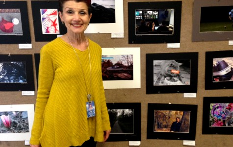 Portrait of the Artist: Harris paints her way into retirement