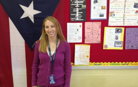 Spanish department welcomes Señora Brittany Atkiss back to North Penn High School