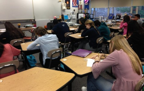 Survey says over 90% of NPHS students cheat – Is it the best means to the end?