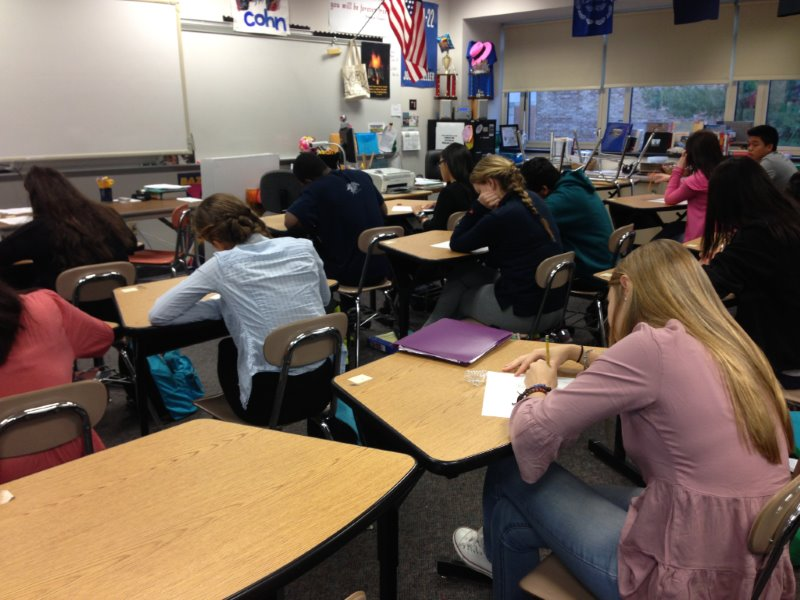 Survey says over 90% of NPHS students cheat – Is it the best