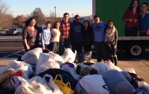 NPHS students rise to occasion in spirit of giving