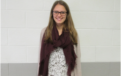 Meet German exchange student, Pia Wolf