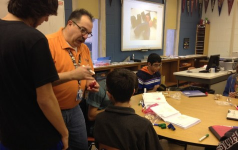 Walt Disney and Japan no match for North Penn – Mr. Curt Reichwein, an inspiration in the classroom
