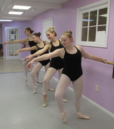 Sacrifices of teen dancers along the road of becoming professionals