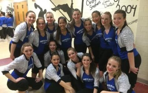 Sparkling under the spotlights: Inside the North Penn Dance Team's latest performance