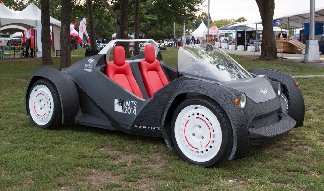 Strati, the world's first 3D printed car, has changed the automobile market forever. More of its kind will be made for purchasing.