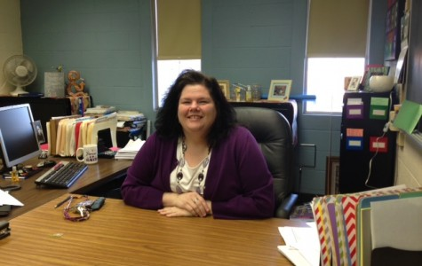 Sent to the principal's office: Ms. Mary Scott moves into new role as Assistant Principal