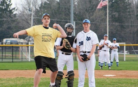 North Penn's Ben Hartranft makes big pitch to fight autism