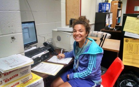 Fit for NPHS: Miss Laura Anthony joins Health/PE department