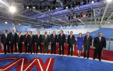 Republican primary presidential debate highlights candidates, personal attacks