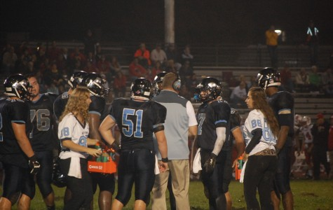"""Football team managers much more than """"water girls"""""""