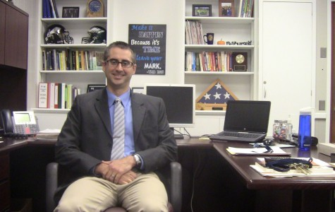 Bauer settles in during first month as principal