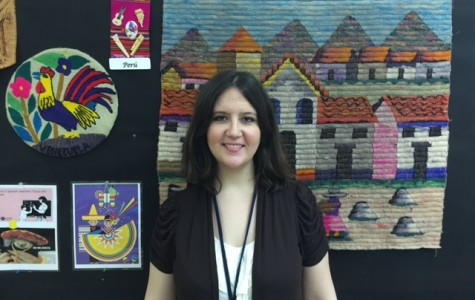 Two languages, one passion: Miss Sara Eidemuller settles in to new teaching position