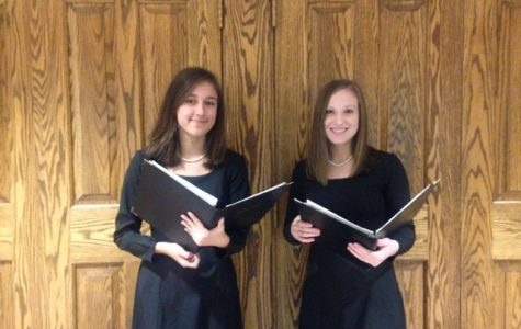 No Treble for Two Chamber Singers at All National Choir